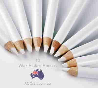Pick Up Pencil Rhinestones Wax Picker Craft Pencil Nail Art