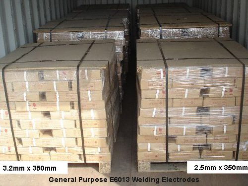 E6013 general purpose welding elecrtodes BULK 2020