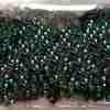 Hot Fix Crystals Emerald Green 1000pcs