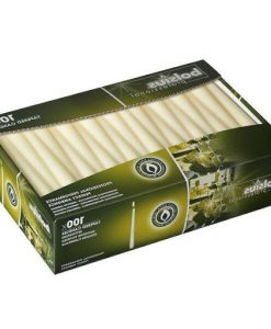 Bolsius Tapered Ivory Candles Box 100