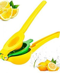Lemon/Lime Citrus Hand Juicer Squeezer 2 in 1